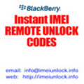 ORANGE UK BlackBerry MEP Unlock Code