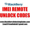 Imei unlock code  Element Mobile USA BlackBerry Torch 9850